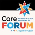 2021 Core Forum Logo