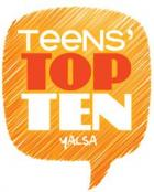 Teens Top Ten