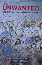 """""""The Unwanted: Stories of the Syrian Refugees"""""""