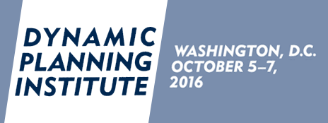 PLA Dynamic Planning Institute - Washington, D.C. - October 5-7, 2016 - http://www.ala.org/pla/education/dynamicplanning