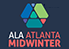 ALA Atlanta Midwinter logo