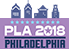 PLA 2018 Conference, Mar. 20–24, in Philadelphia