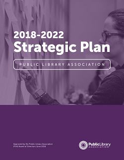 PLA Strategic Plan 2018–2022 Cover Image (click to download PDF version, 12 pgs., opens in new window/tab)