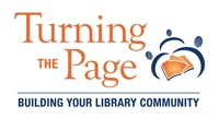 Turning the Page Online logo