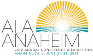 ALA 2012 Annual Conference logo