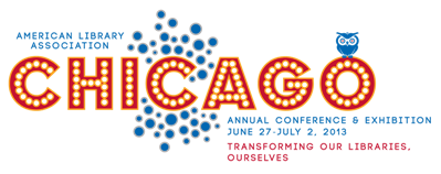 ALA 2013 Annual Conference logo