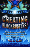 Creating Blockbusters book cover
