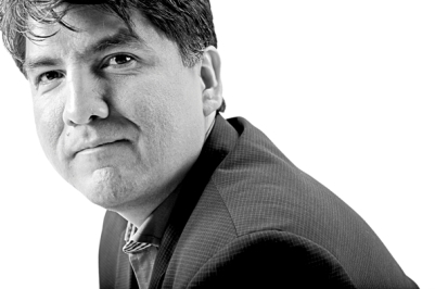 Sherman Alexie (photo by Chase Jarvis)