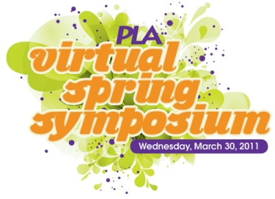 2011 PLA Virtual Spring Symposium logo