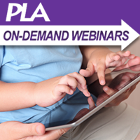 Early Literacy Programming in the Digital Age On-Demand Webinars image