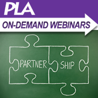 Partners in Literacy On-Demand Webinars image