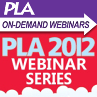 PLA 2012 Conference Webinar Series image