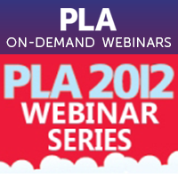 PLA Conference Webinar Series image