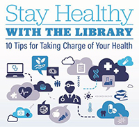 """Stay Healthy with the Library"" poster thumbnail"