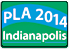 PLA 2014 Conference in Indianapolis