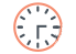 Clock face image for Productivity Tips and Tricks to Help You Find More Time and Manage Your Days webinar