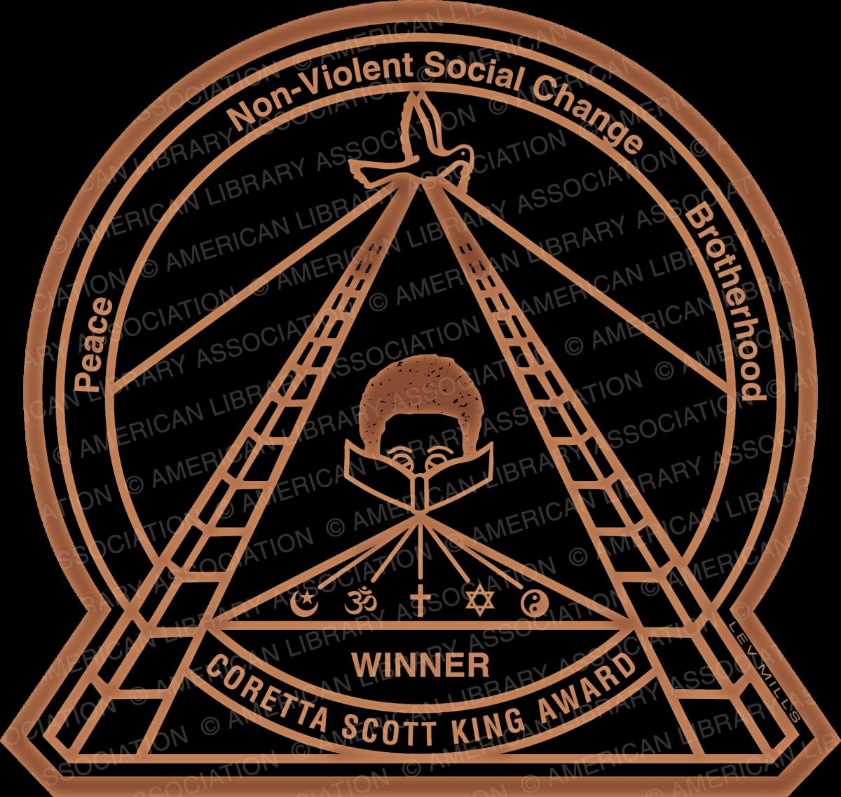 The Man Behind the Coretta Scott King Book Award Seal: Lev T  Mills
