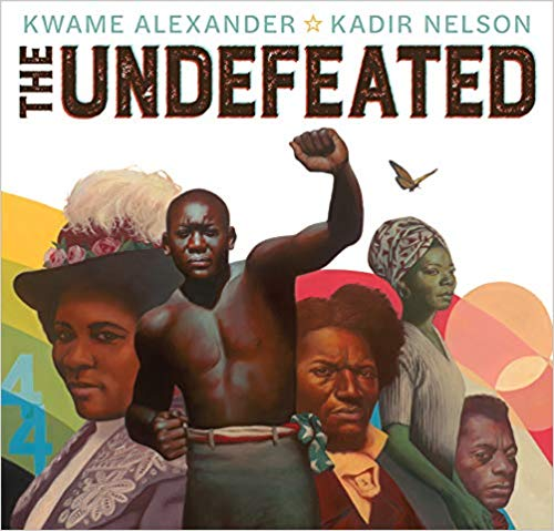Coretta Scott King Book Awards Illustrator Winner_Kadir Nelson