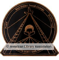 coretta scott king award seal