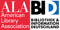 ALA and German Library Association logo