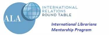 IRRT International Librarians Mentorship Program Logo