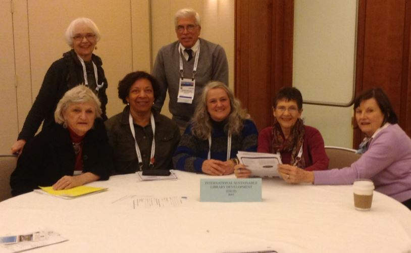 ISLD meeting in Boston