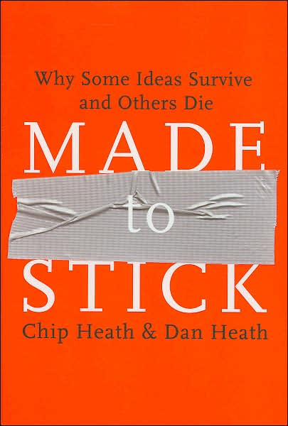 made to stick book cover image