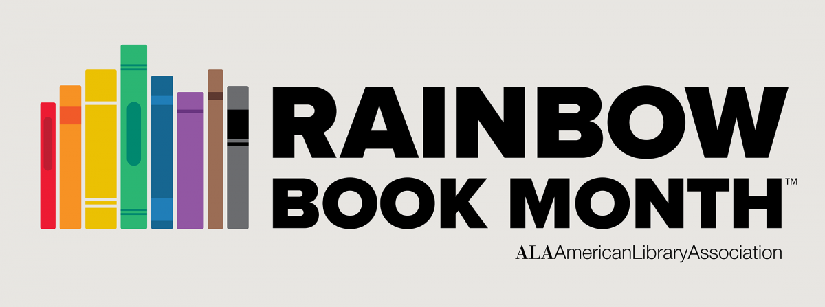 June is Rainbow Book Month. Learn more about the ALA Rainbow Round Table (RRT)