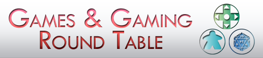 Games & Gaming Round Table (logo)