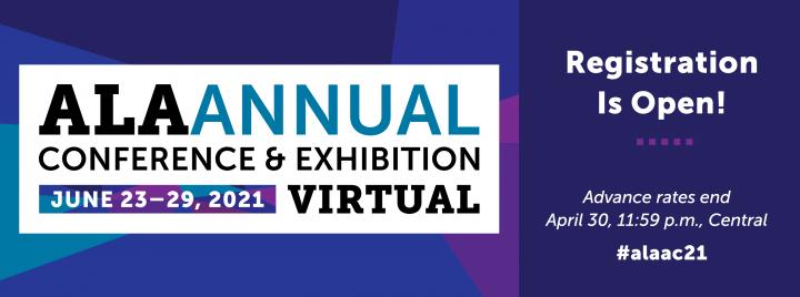 ALA Annual Conference 2021