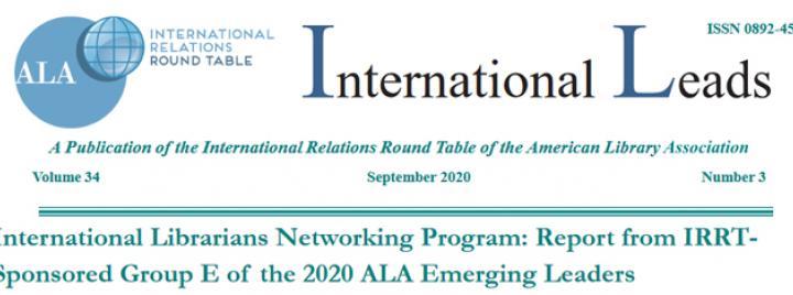 IRRT September 2020 issue