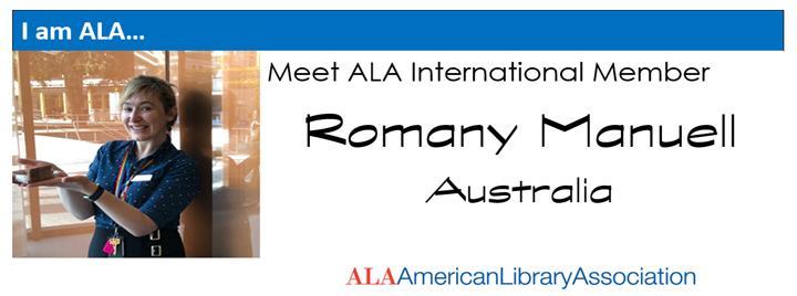 I am ALA-Romany Manuell