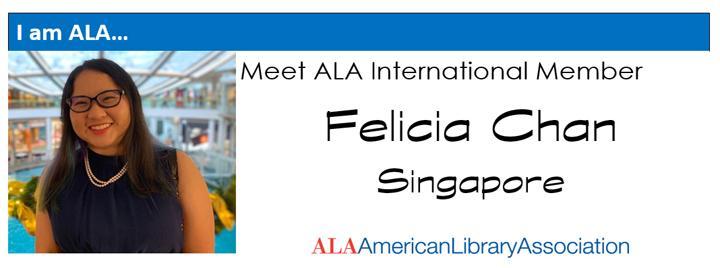 I am ALA-Felicia Chan