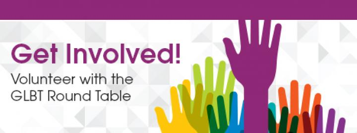 Volunteer with the GLBT Round Table