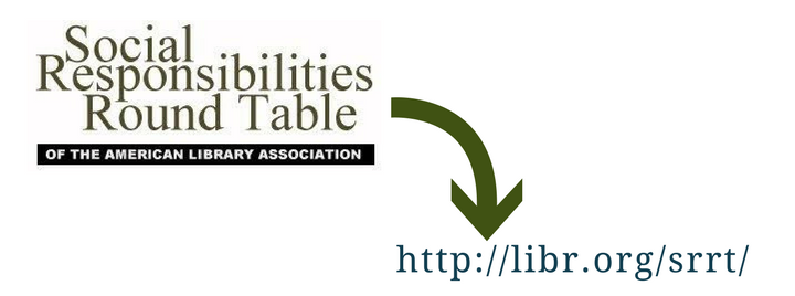 Image of Social Responsibilities Round Table Logo and link to external site