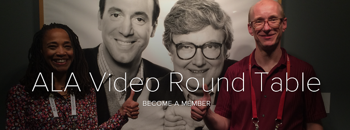 Become an ALA Film and Media Round Table Member
