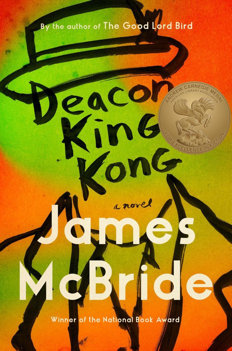 Book cover: Deacon King Kong