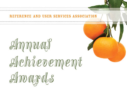 RUSA Achievement Awards