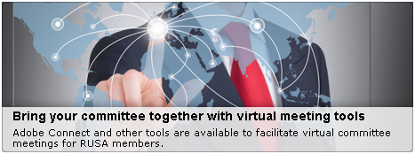 Adobe Connect Virtual Meetings