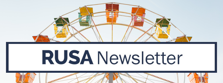 RUSA eNewsletter - August 2021