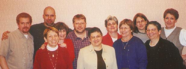 photo of the members of the notable books council.
