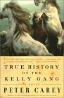cover of true history of the kelly gang