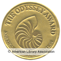Odyssey Award Medal