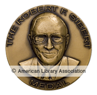 Sibert Award Medal