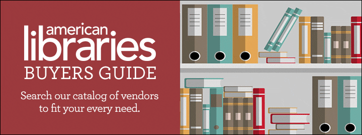 American Libraries Buyers Guide: Search our catalog of vendors to meet your every need.