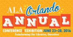 Registration for ALA Annual Conference in Orlando, Florida opens on January 19.