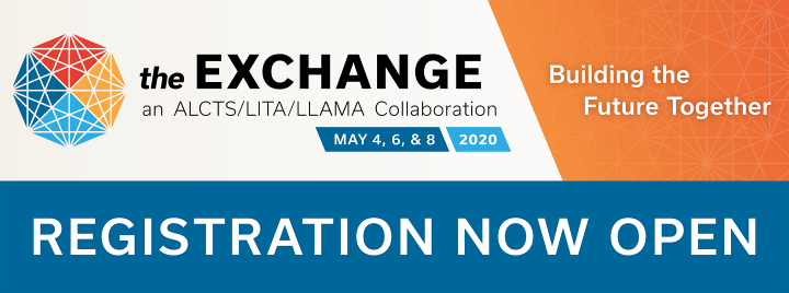 Registration for the Exchange now open
