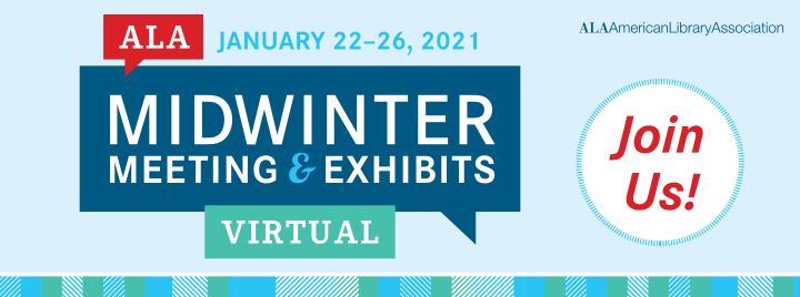 Midwinter Meeting and Exhibits Virtul, Join Us! January 22-26, 2021