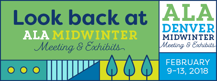 Look Back at ALA Midwinter