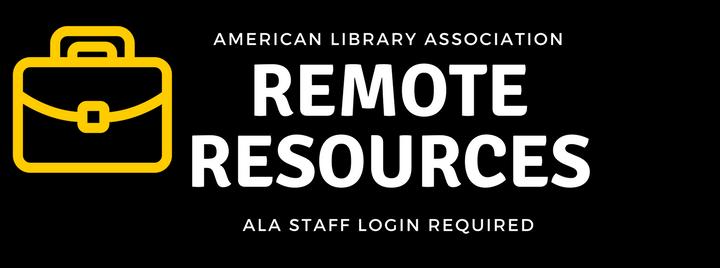 ALA Remote Resources